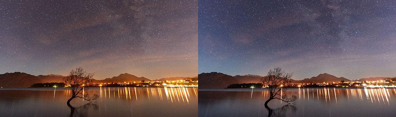 Night-filters