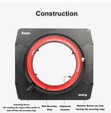 Kase K150 II filterhouder Fujifilm  8-16mm F2.8_
