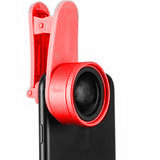 Kase Smartphone Lens Fashion Macro Red_