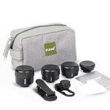 Kase smartphone lens Kit  (4in1)_