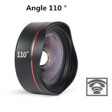 Kase smartphone Wide Angle lens II_