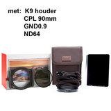 Kase KW100  PRO1.1 Entry level kit K9_