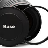 Kase Professional ND kit 72mm CPL+ND64+ND8+ND1000_