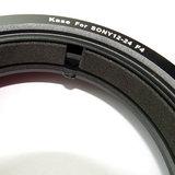 Kase K150P III  Adapterring Sony 12-24 F4_