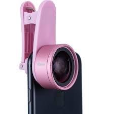 Kase Smartphone Lens Fashion Macro Pink