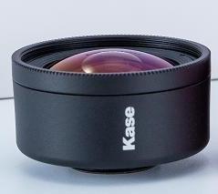 Kase Smartphone Lens Fashion Wide Angle Black
