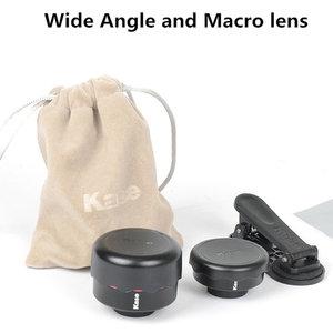 Kase smartphone lens Kit II (2in1)