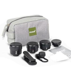 Kase smartphone lens Kit  (4in1)