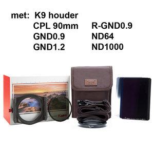 Kase KW100  PRO1.1 Master Kit K9