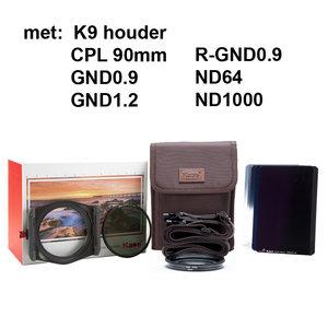 Kase KW100  Master Kit K9