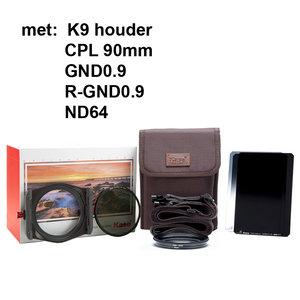 Kase KW100  PRO1.1 High End Kit K9