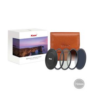 Kase Professional Kit 72mm CPL+ND1000+S-GND0.9